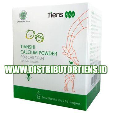 CALCIUM POWDER FOR CHILDREN Tiens | Kalsium Anak | Vitamin Pertumbuhan Anak