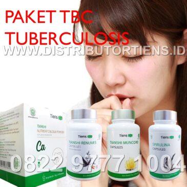 Paket Tuberculosis Atasi TBC Herbal Tiens