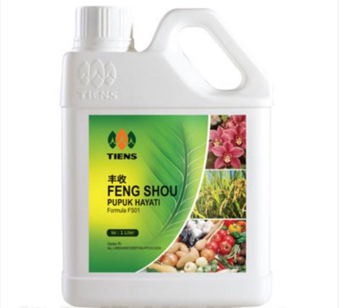 Pupuk Hayati Fengshou Menguatkan Tanaman 1 Liter Tiens