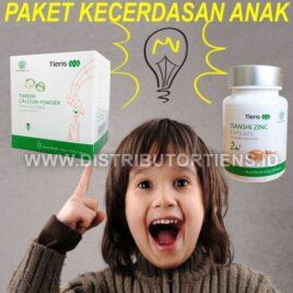 Paket Kecerdasan Anak Kalsium Zinc Tiens Tianshi Perkembangan Otak
