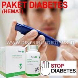 Paket Diabetes Hemat Tiens Tianshi Mengatasi Kencing Manis